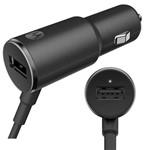Ficha técnica e caractérísticas do produto Carregador Veicular Motorola Turbo Power 25w com Cabo USB Preto