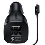 Ficha técnica e caractérísticas do produto Carregador Veicular Samsung Ultra Rápido Duas Portas Ep-Ln920