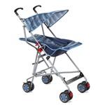 Ficha técnica e caractérísticas do produto Carrinho de Bebê Umbrella Slim Azul Voyage