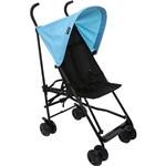 Carrinho de Bebê Voyage Umbrella Quick Azul 7kg a 15kg