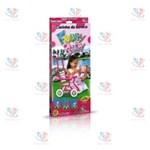 Ficha técnica e caractérísticas do produto Carrinho de Boneca Funny Baby - Rosa