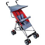Carrinho de Passeio Umbrella Vermelho - Baby Style