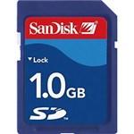Ficha técnica e caractérísticas do produto Cartão de Memória 1GB - Sandisk