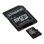 Ficha técnica e caractérísticas do produto Cartão de Memória 8 GB Micro SD - Kingston