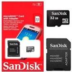 Ficha técnica e caractérísticas do produto Cartão de Memória 32 Gb - Sandisk