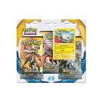 Cartas Pokemon Blister Triplo Sol e Lua Togedemaru - Copag