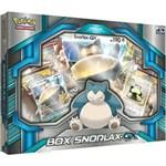 Cartas Pokemon Box Snorlax - Copag