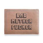 Carteira Slim Bad Mother Fucker
