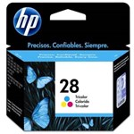 Cartucho 28 Color C8728AB 8ml - HP
