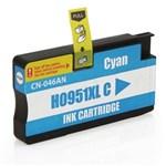 Ficha técnica e caractérísticas do produto Cartucho de Tinta Compativel Hp 951 Cyan - Nc