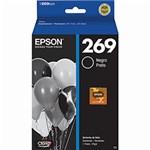 Cartucho de Tinta Epson Preto T269020 para XP-702 / XP-802