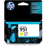 Ficha técnica e caractérísticas do produto Cartucho de Tinta HP 951 Amarelo CN052AL - HP