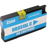 Ficha técnica e caractérísticas do produto Cartucho de Tinta HP Compatível 951xl Cyan