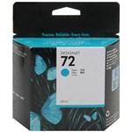 Ficha técnica e caractérísticas do produto Cartucho de Tinta HP Designjet 72 Ciano - C9398A