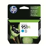 Ficha técnica e caractérísticas do produto Cartucho de Tinta HP Officejet 951 XL CN046AL Ciano