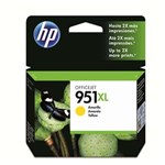 Ficha técnica e caractérísticas do produto Cartucho de Tinta HP Officejet 951 XL CN048AL Amarelo