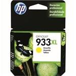 Ficha técnica e caractérísticas do produto Cartucho de Tinta HP Officejet 933XL Ciano - CN054AL