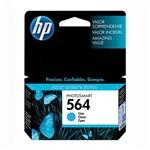 Ficha técnica e caractérísticas do produto Cartucho HP 564 Ciano CB318WL