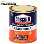 Ficha técnica e caractérísticas do produto ~~> Cascola Sem Toluol 730G