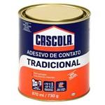 Ficha técnica e caractérísticas do produto Cascola Tradicional Sem Toluol 870ml/730g Henkel