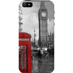Case Apple IPhone 5 Custom4U English Cabinet