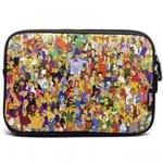Ficha técnica e caractérísticas do produto Case Sleeve Luva Ipad Tablet 7.9 | The Simpsons | Familia Springfield
