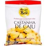 Ficha técnica e caractérísticas do produto Castanha Cajú Torrada e Salgada 100g