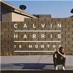 CD Calvin Harris - 18 Months