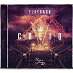 Ficha técnica e caractérísticas do produto CD - Diante do Trono Creio - Playback