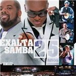CD Exaltasamba: 25 Anos - ao Vivo (Relançamento)