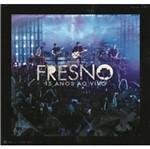 Cd Fresno - 15 Anos ao Vivo