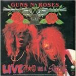 CD Guns N'Roses - Gnr Lies - 1988