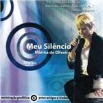 CD Marina de Oliveira Meu Silêncio
