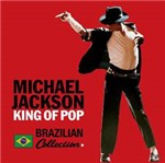 CD Michael Jackson - King Of Pop: Brazilian Collection