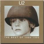 Ficha técnica e caractérísticas do produto Cd U2 - The Best Of 1980-1990