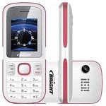 Celular 2 Chips Bright Lanterna Câmera Bluetooth Mp3 Radio