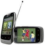 Celular Desbloqueado Motorola MOTOGO! TV Dual Chip EX440 com TV Digital, Câmera 3MP, MP3, FM, Bluetooth, Wi-Fi, Fone de Ouvido e Cartão de 2GB