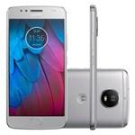 """Ficha técnica e caractérísticas do produto Celular Moto G5S XT1792 Dual Chip Tela 5,2"""" Motorola"""