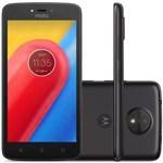 Celular Motorola Moto C Xt1754 16gb 4g Dual Chip Preto