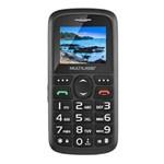 "Ficha técnica e caractérísticas do produto Celular Multilaser Vita P9048, Dual Chip, 1.8"", USB, Bluetooth - Preto"
