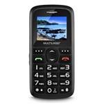 Ficha técnica e caractérísticas do produto Celular Multilaser Vita P9048, Rádio FM/MP3 Player, Preto
