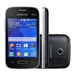 Celular Samsung Galaxy Pocket 3 Sm-G110b/Ds Preto
