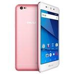 "Celular Smartphone Blu Grand Xl G150EQ Dual Sim 8GB Tela 5.5"" 8MP/5MP os 7.0 - Rosa"