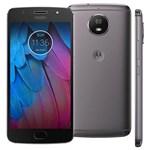 Ficha técnica e caractérísticas do produto Smartphone Moto XT1792 G5S Platinum 32 GB - Motorola