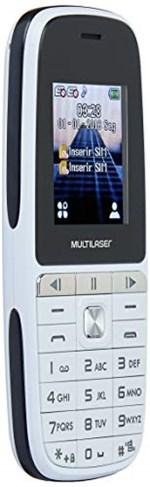 Ficha técnica e caractérísticas do produto Celular Up Play Dual Chip Mp3 com Câmera Branco - Multilaser - P9077