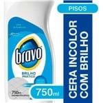Ficha técnica e caractérísticas do produto Cera Classic Incolor Bravo 750ml