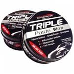 Ficha técnica e caractérísticas do produto Cera de Carnaúba Premium Triple Paste Wax Autoamerica 100g