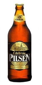 Ficha técnica e caractérísticas do produto Cerveja Artesanal Pilsen Edelbrau 600ml