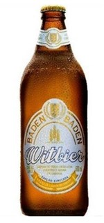 Ficha técnica e caractérísticas do produto Cerveja Baden Baden Witbier 600ml