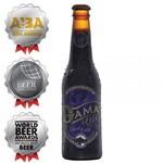 Ficha técnica e caractérísticas do produto Cerveja Dama Bier Stout 355 Ml
